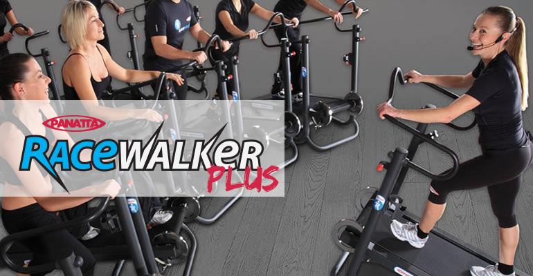 Racewalker Plus Class at Southbound Mega Gym