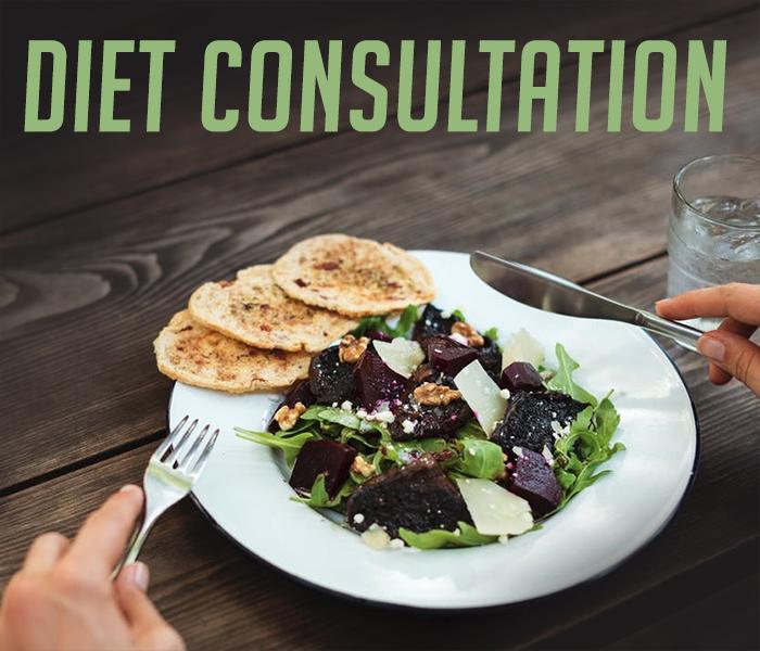 Diet consultation / Nutrition plans