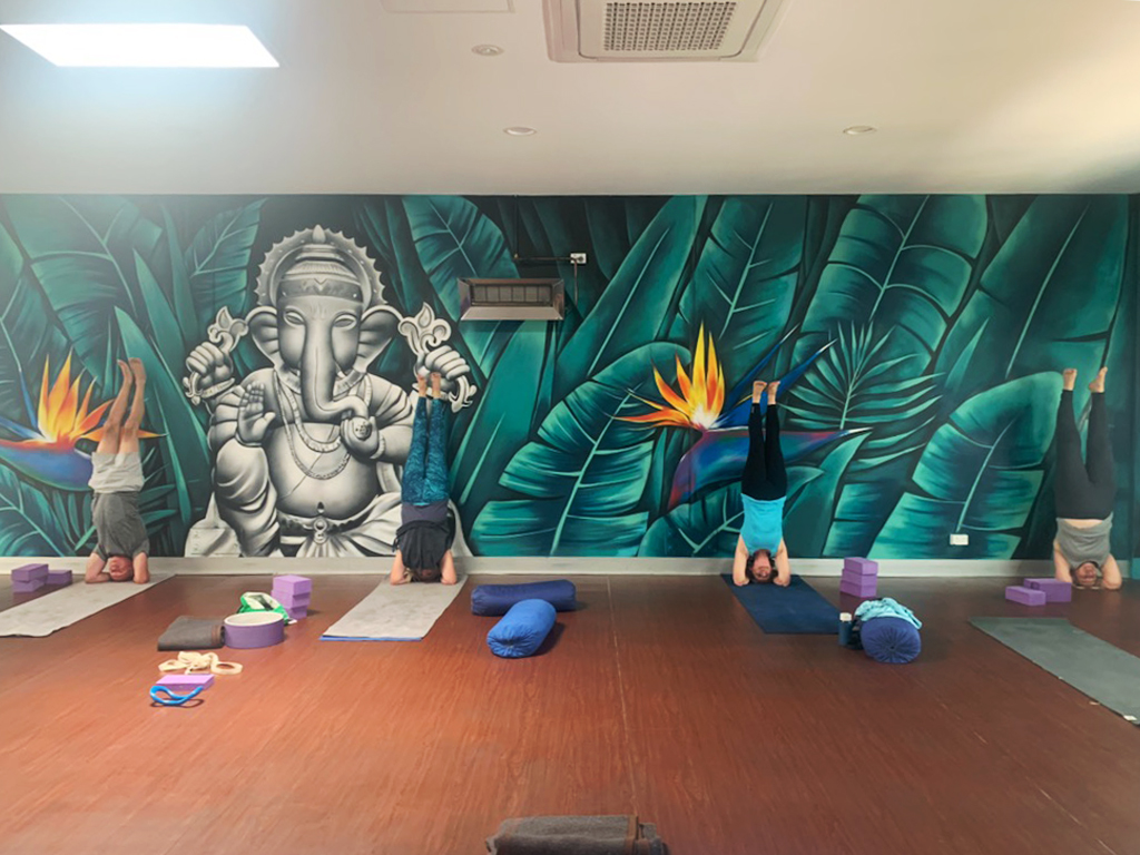 Yoga Room at Southbound
